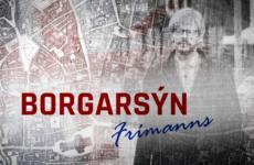 Borgarsýn Frímanns
